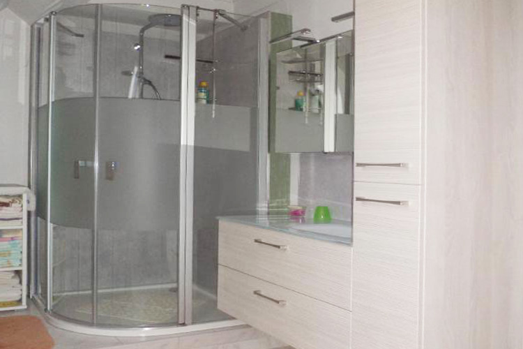 Hof ter Klijte badkamer